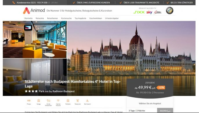 Budapest Screenshot