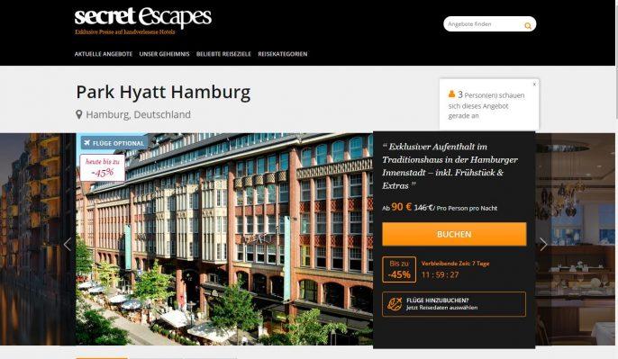 Hamburg Screenshot