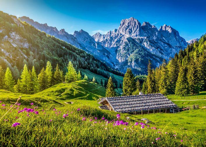 Idyllic landscape in the Alps shutterstock_293993576-2
