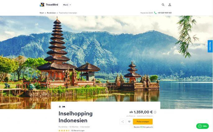 Indonesien Screenshot