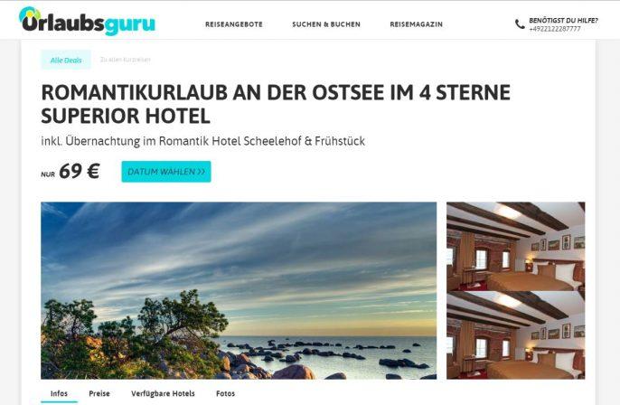 Ostsee Screenshot