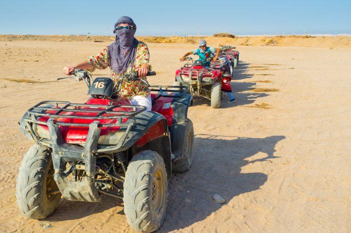 Quad Hurghada shutterstock_230217976