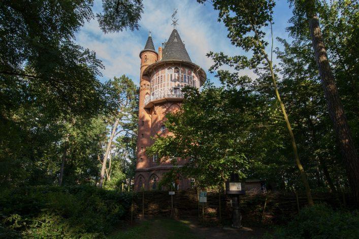 Wasserturm als Unterkunft in Mecklenburg, Ferienwohnung Mecklenburg-Vorpommern