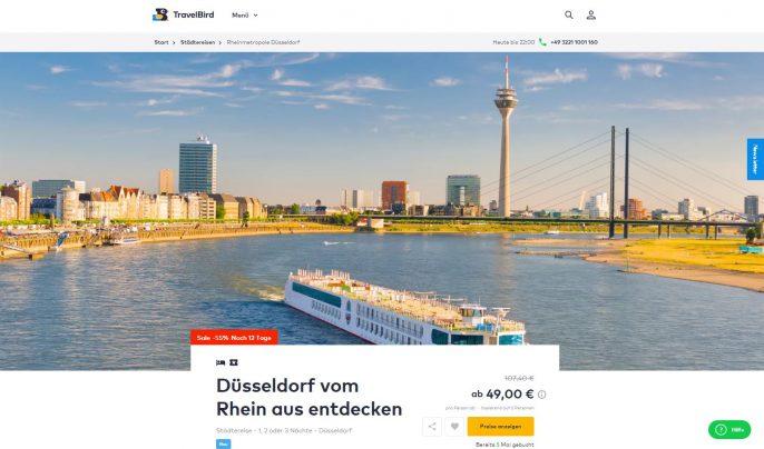 düsseldof Screenshot