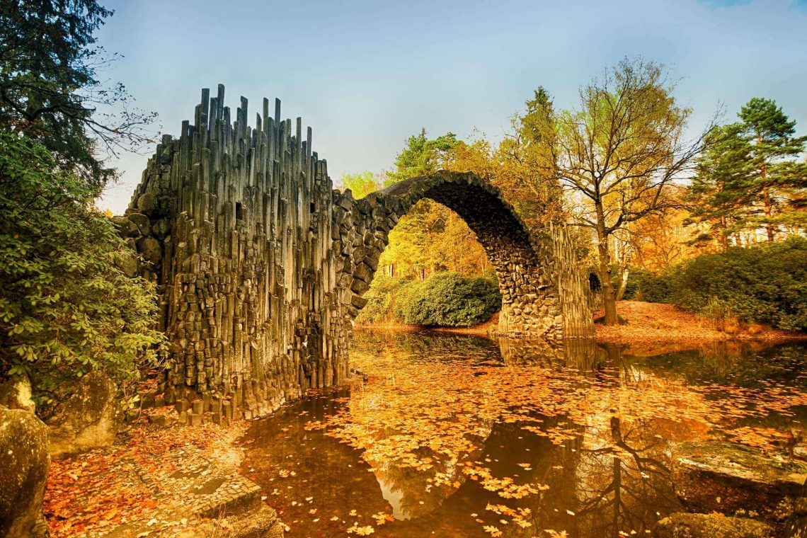 Rakotzbrücke Deutschland