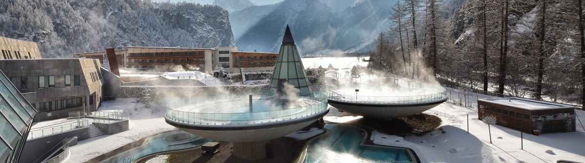 Der Aqua Dome in Tirol ist eines der beliebtesten Wellnesshotels in Österreich