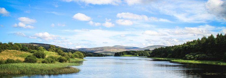 Blessington Lake, Ireland
