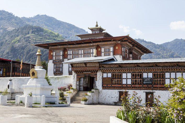 Drametse bhutan shutterstock_564924313