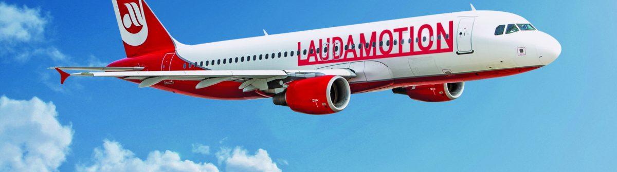 Laudamotion Flugzeug