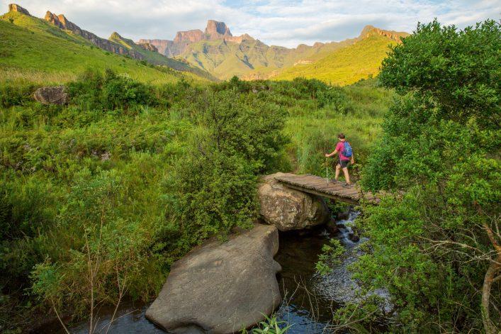 Green Season: Drakensberge