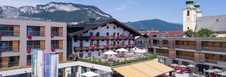 Vorderansicht Hotel & Wirtshaus Post