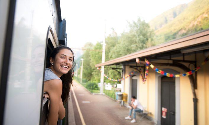 Reisen macht glücklich und tolerant