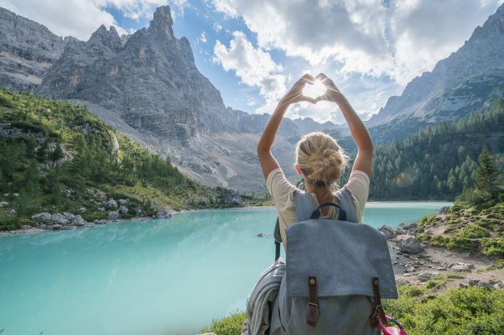 Die Bergwelt Tirols ist wunderschön