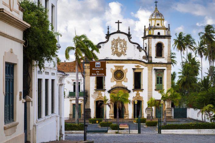 Das Benediktinerkloster Mosteiro de São Bento