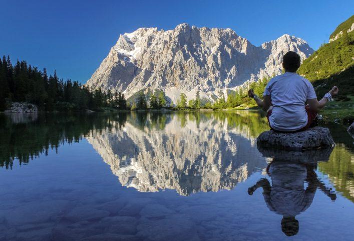 Wie wäre es mit einer Runde Yoga in Tirol?