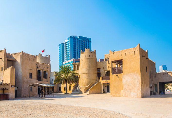 Das Emirat Adschman
