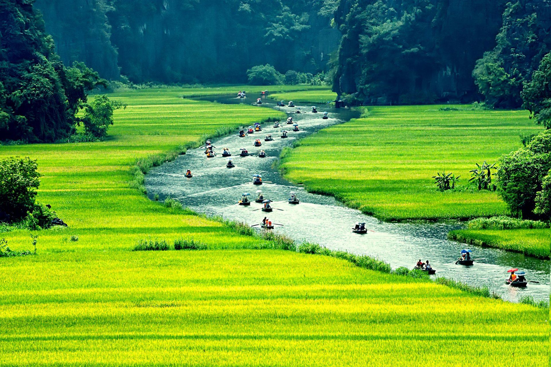 Vietnams Natur wird euch begeistern