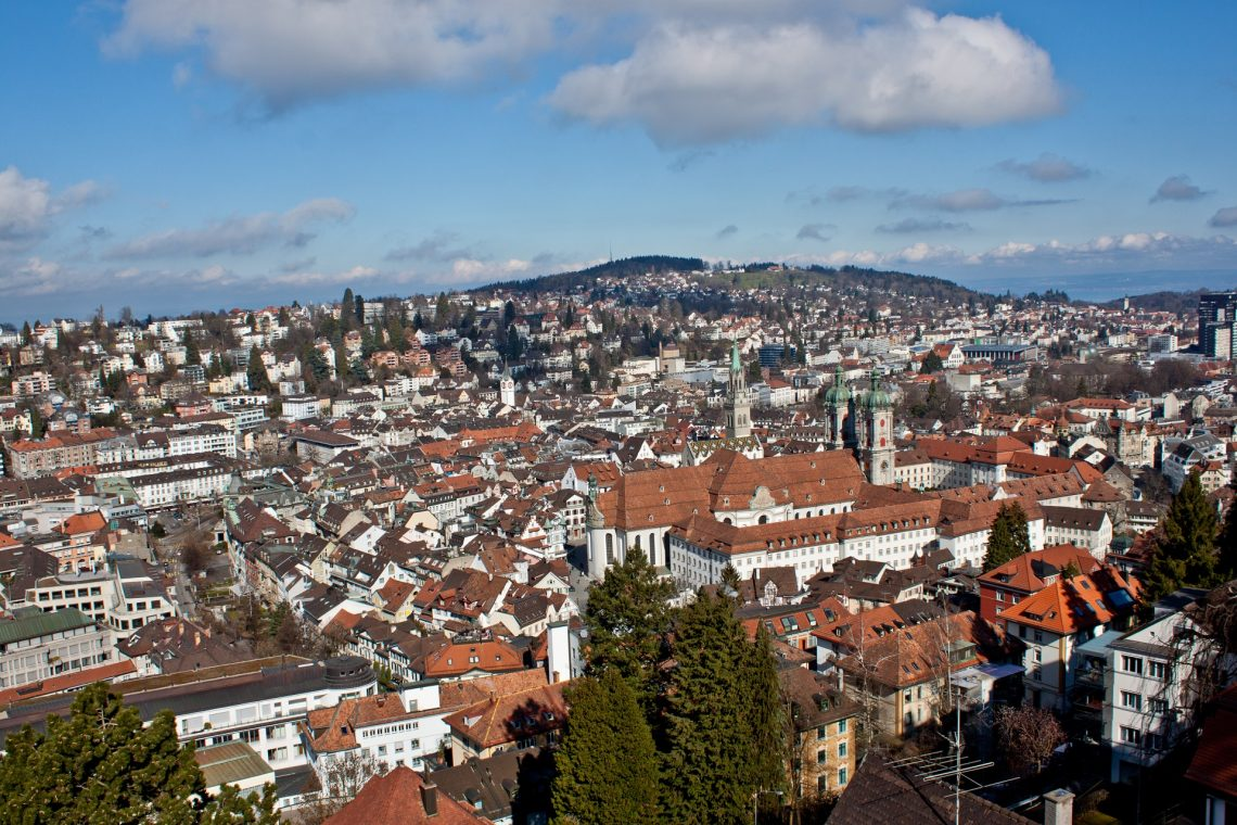 Panorama St. Gallen