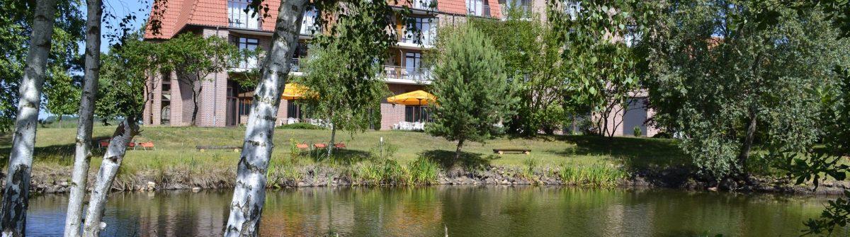 Aussenansicht des Spreewald Parkhotel