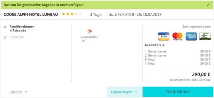 Tirol Screenshot
