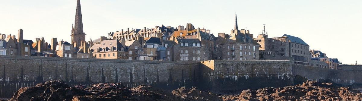 Saint Malo in Frankreich