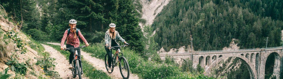 Christine von Lilies Diary auf der Blogger Bike Challenge