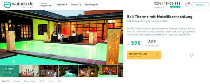 Bali Therme