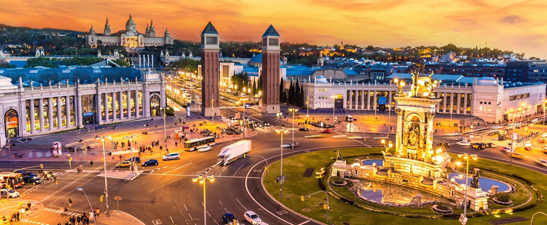 Barcelona Pauschalreise mit der Urlaubsguru Buchungsstrecke