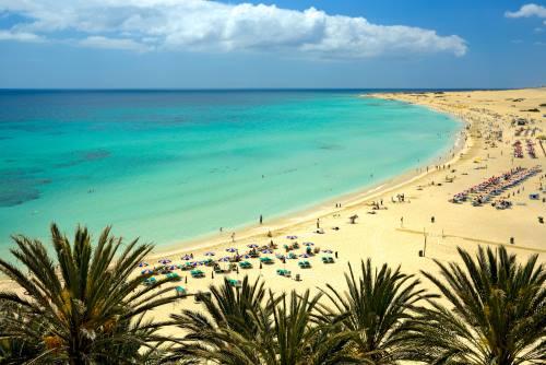 Fuerteventura, Beach, Corralejo, Spain iStock_96943727_XLARGE-2