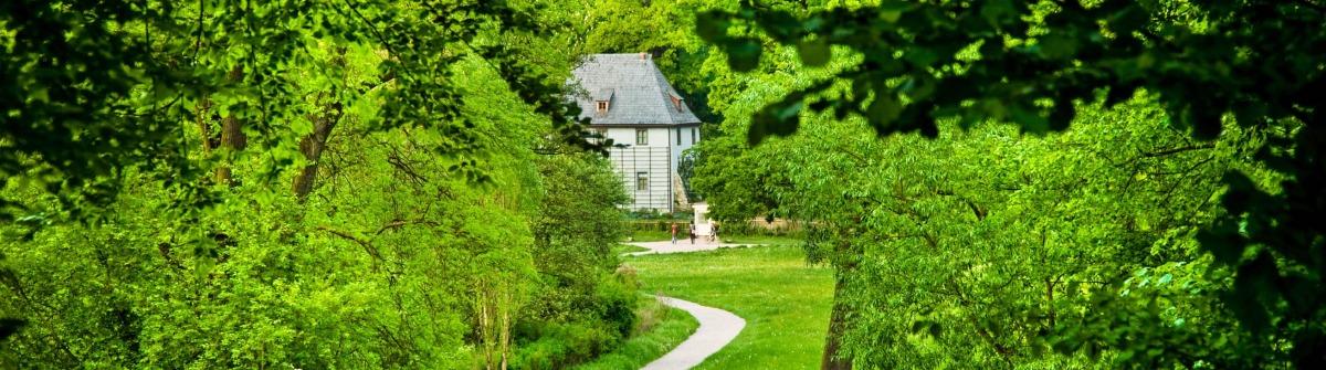 Goethe Park in Weimar, Germany iStock_000035054612_Large-2