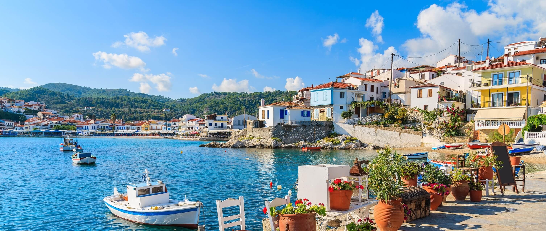 Griechenland Pauschalurlaub mit der Urlaubsguru Buchungsstrecke