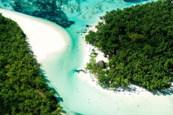 die schönsten Srände auf Mauritius