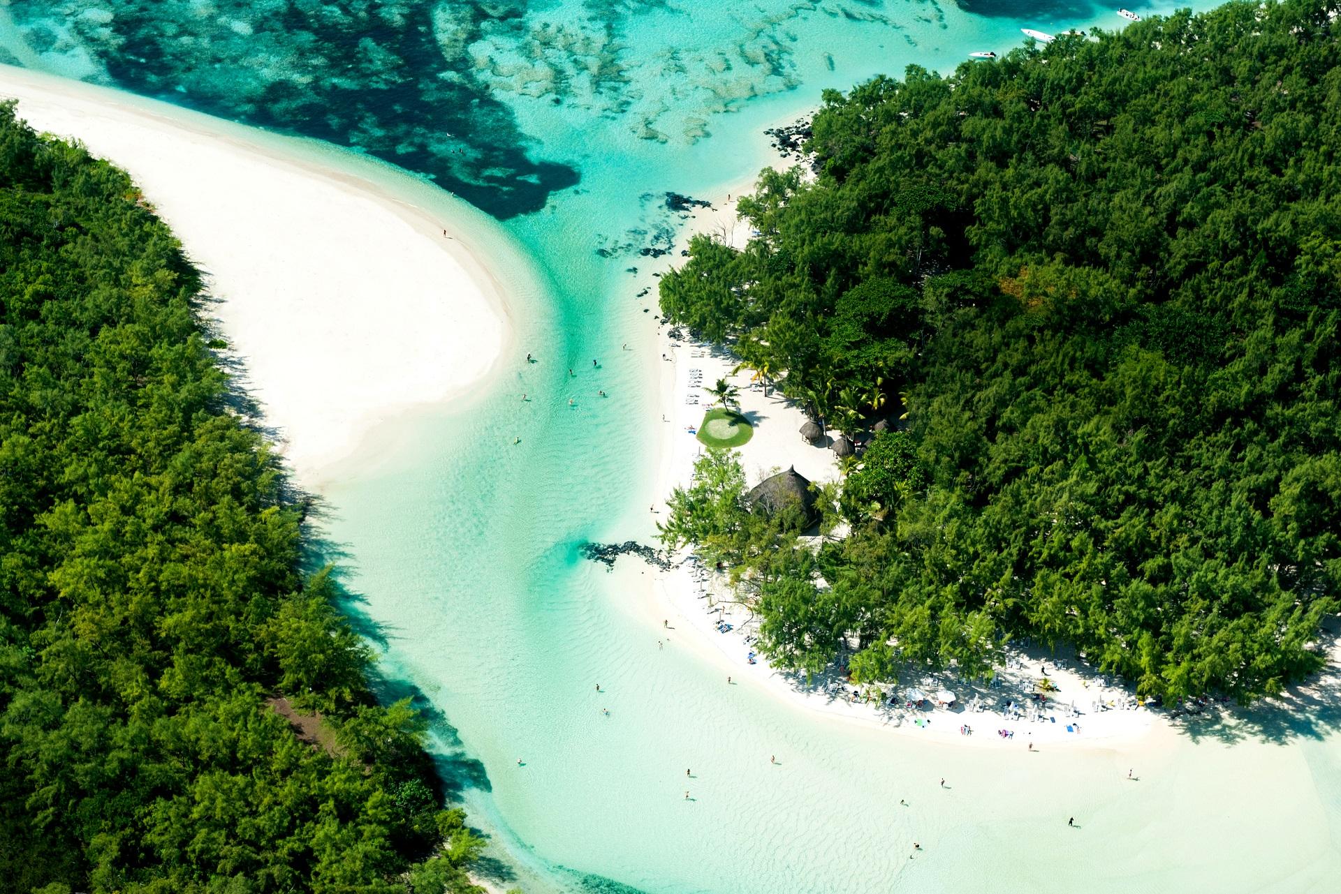 Mooiste stranden van Mauritius