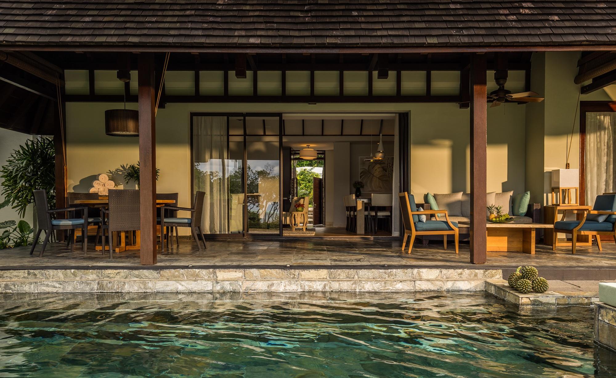 Flitterwochen auf mauritius so wird euer honeymoon for Garden pool villa four seasons mauritius