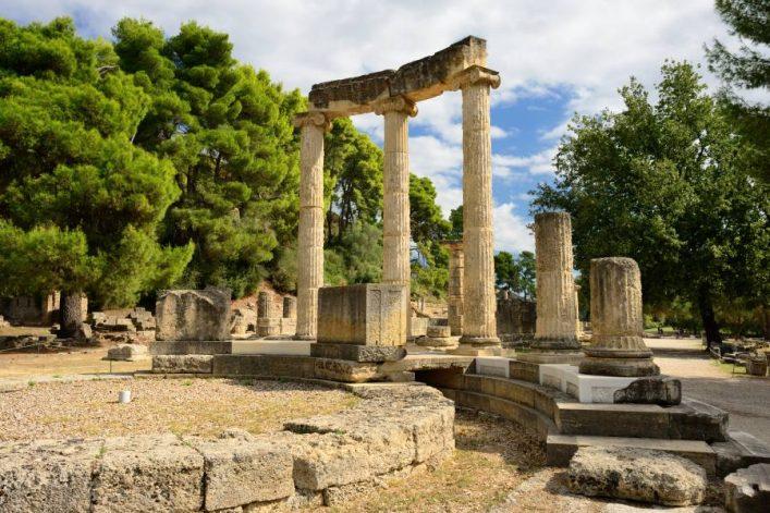 Ruinen von Olympia
