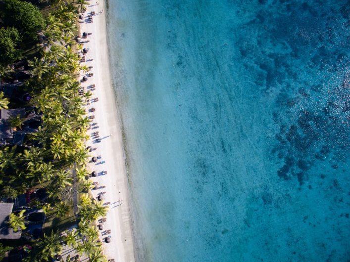 schönste Strände auf Mauritius