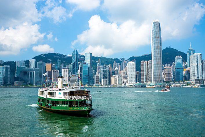 Hongkong Fähre