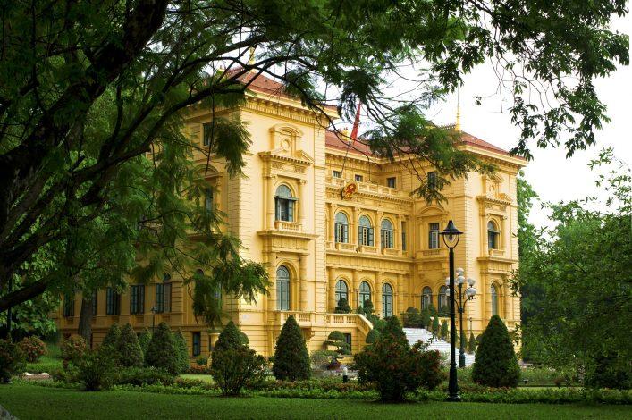 Hanoi Tipps Französisches Viertel