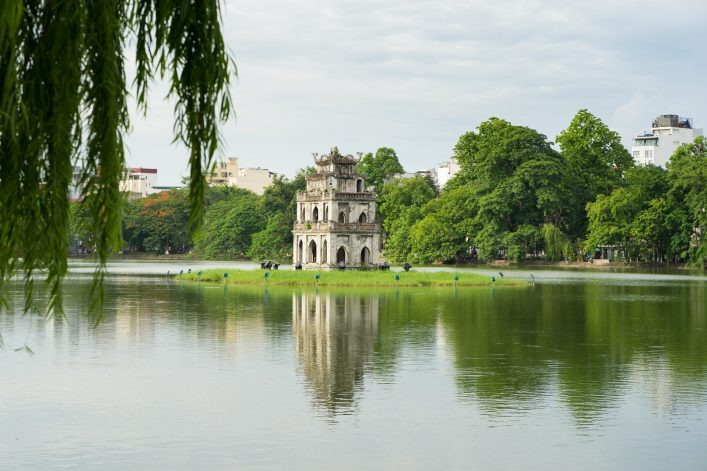 Hanoi Tipps Hoan Kiem See