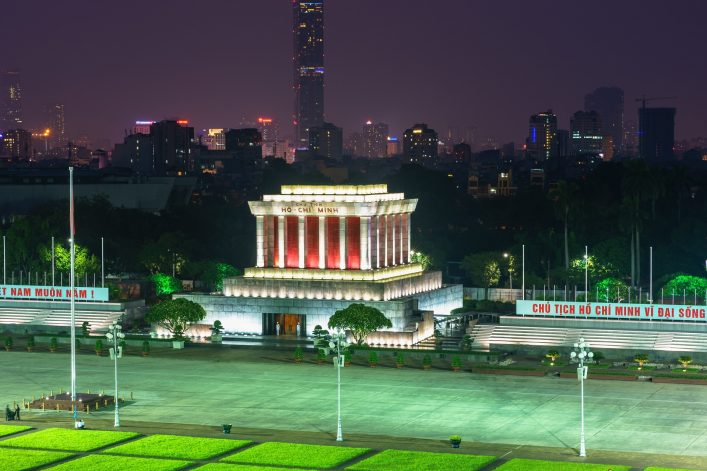 Hanoi Tipps Ho Chi Minh Mausoleum