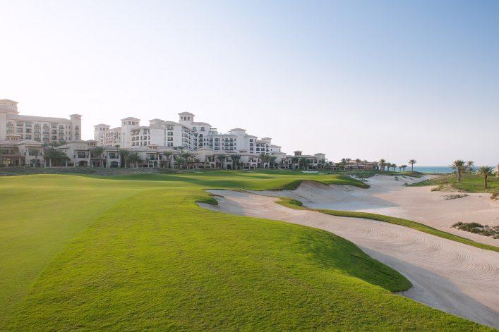 Golf Beach Club auf Saadiyat