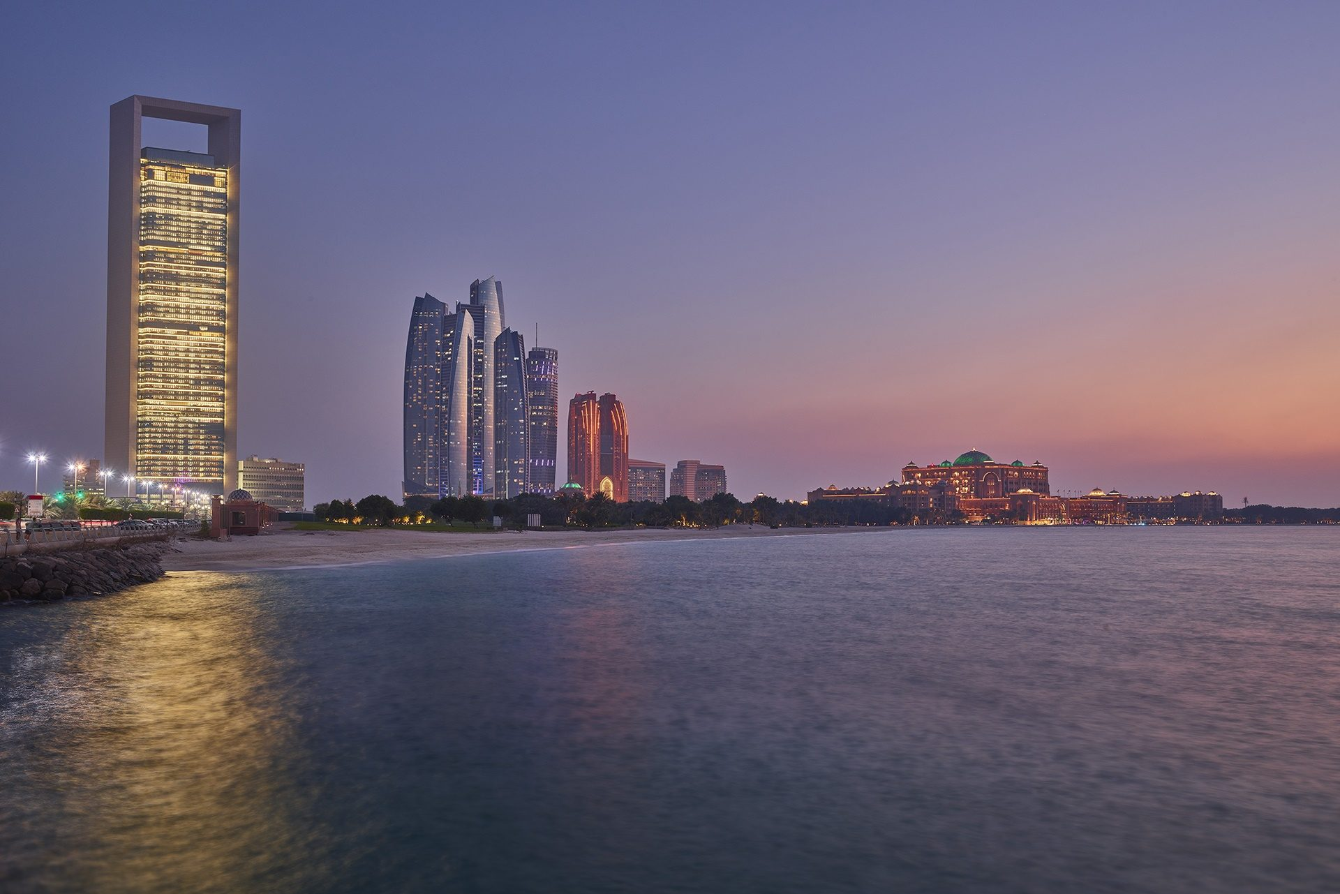 Luxushotels in Abu Dhabi