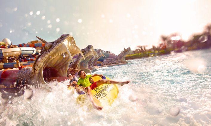 Abu Dhabi Tipps, Yas Waterworld
