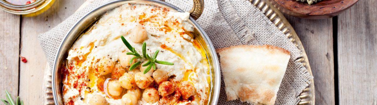 Abu Dhabi Food Guide, Hummus