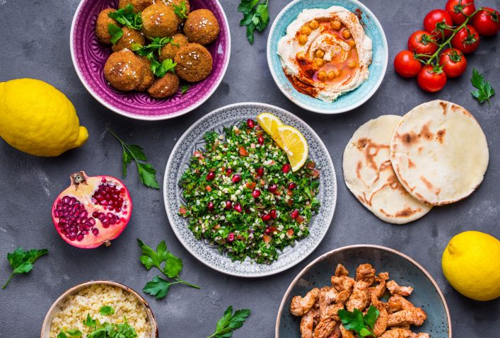 Abu Dhabi Food Guide