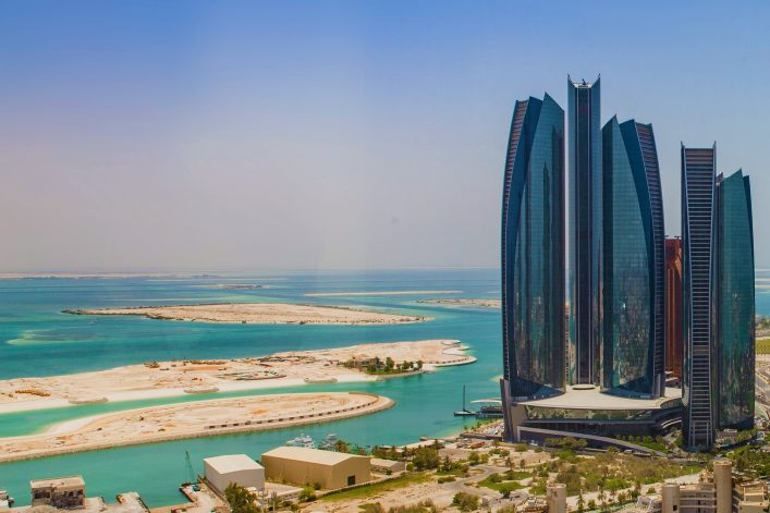 Abu Dhabi Tipps Emirates Towers