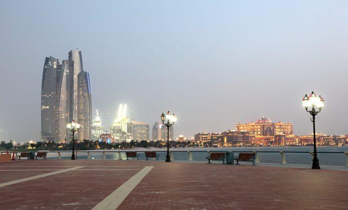 Abu Dhabi Tipps Corniche