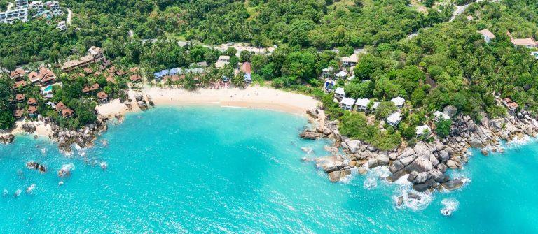 Coral Cove Beach auf Koh Samui Thailand