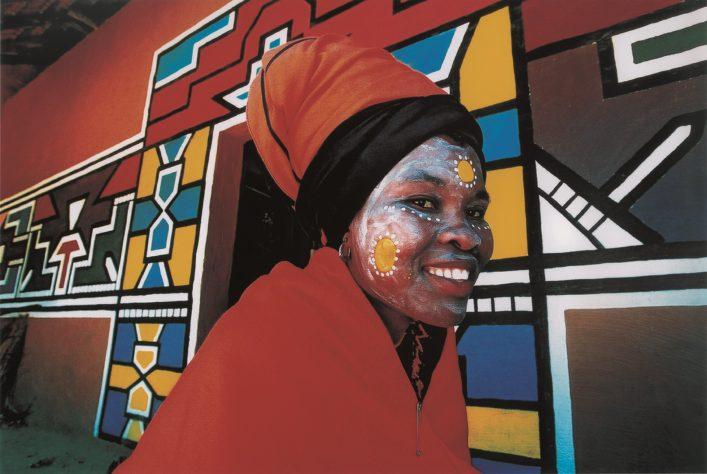 SAT_Kultursafari_Ndebele Malerei