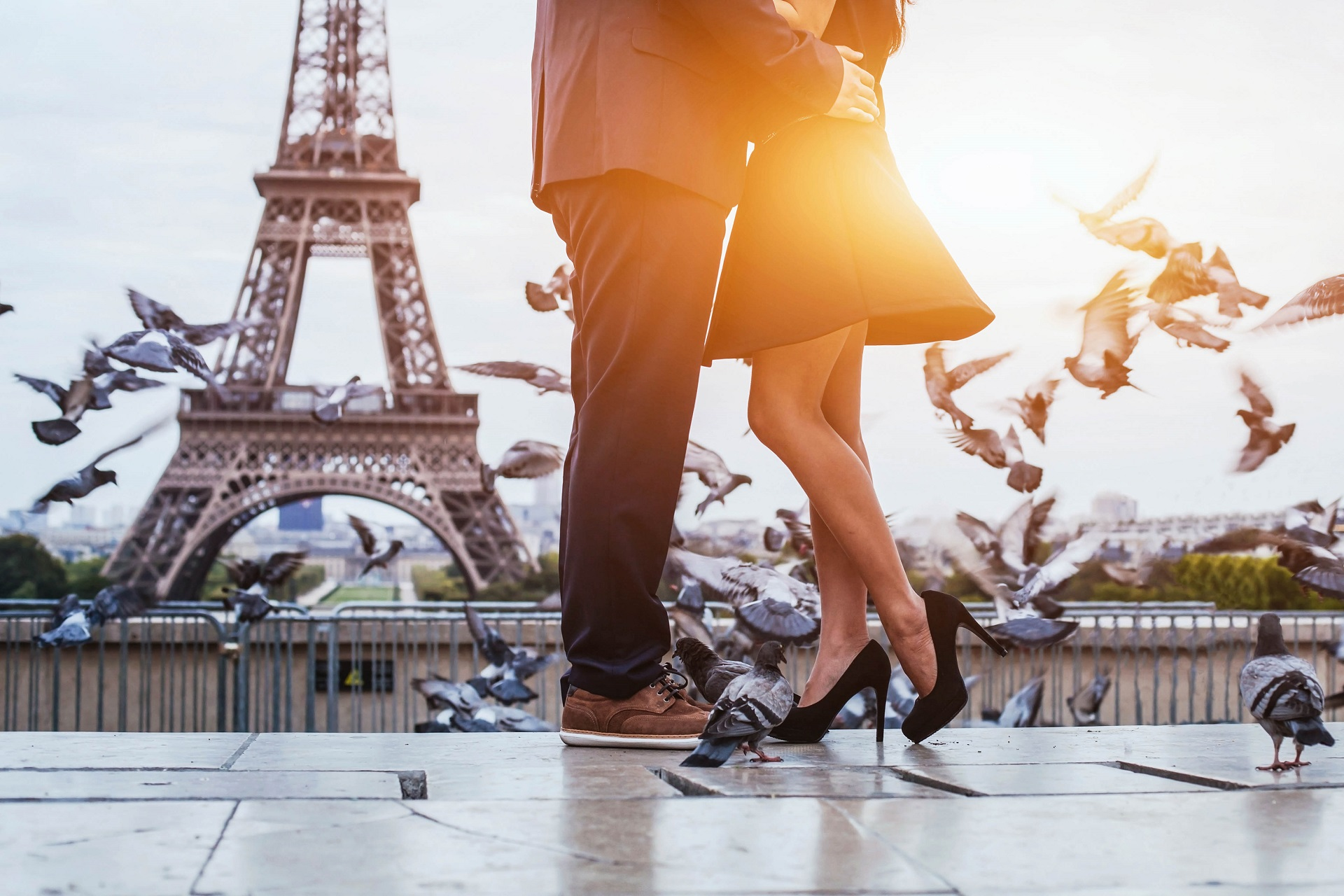 Valentinstag in Paris: 3 Tage Hotel mit ÜF und Flügen nur 139€